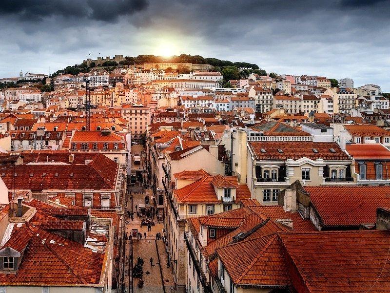 Lisbona una delle città più belle per passare un piacevole Capodanno