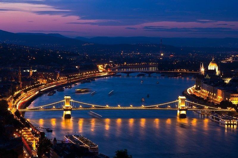 Quali sono le migliori città in Europa per festeggiare il Capodanno? Budapest è nella top 10