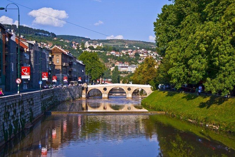 Sarajevo altra città incantevole per passare capodanno