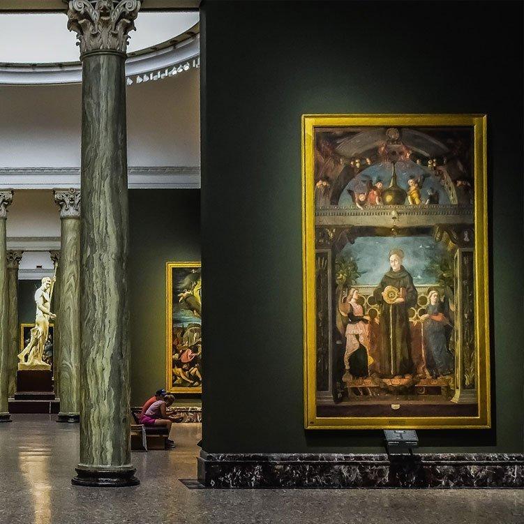 Visitare Milano. Pinacoteca di Brera