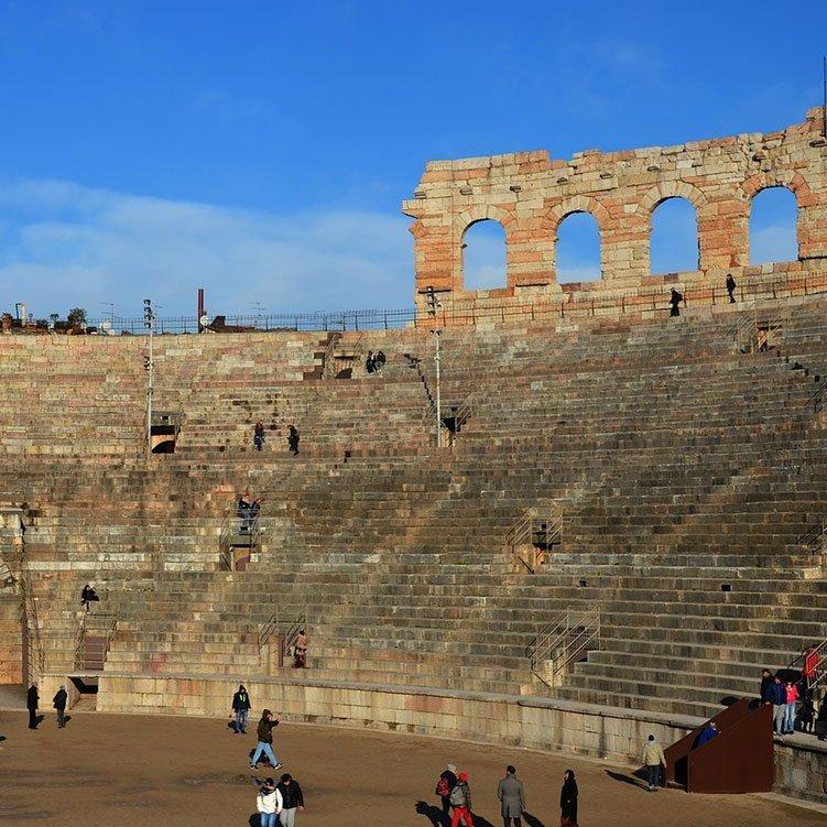 visitare Verona Arena di Verona