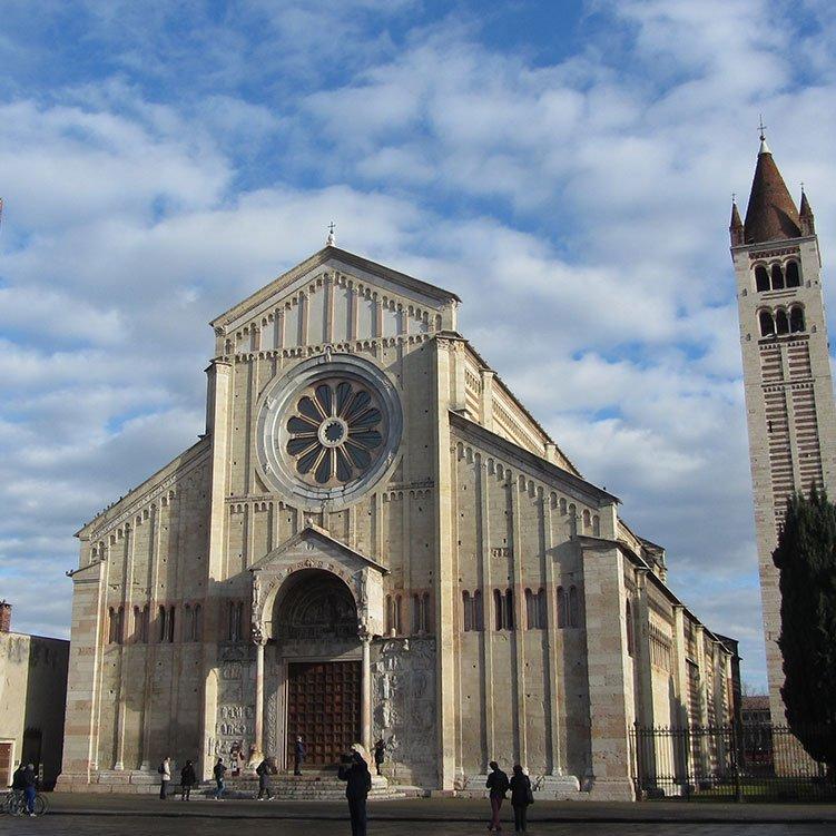 visitare Verona Basilica di San Zeno