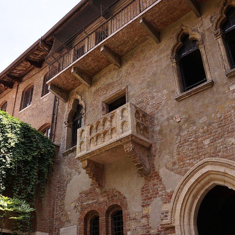 Visitare Verona. La città di Romeo e Giulietta