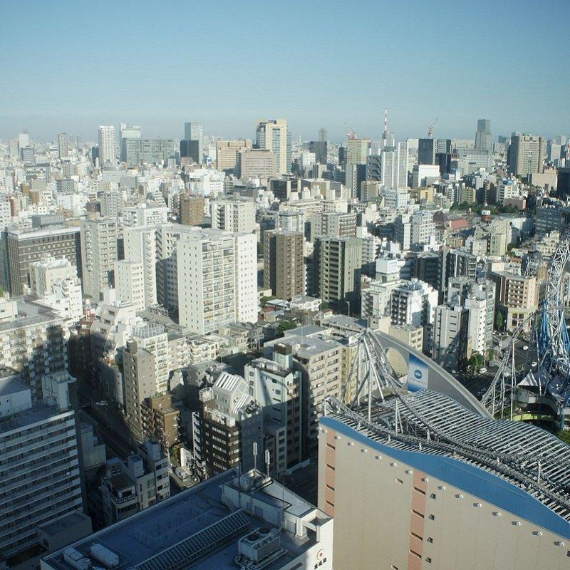 11 attrazioni a Tokyo poco conosiute dai turisti - Bunkyo Civic Center Observation Lounge