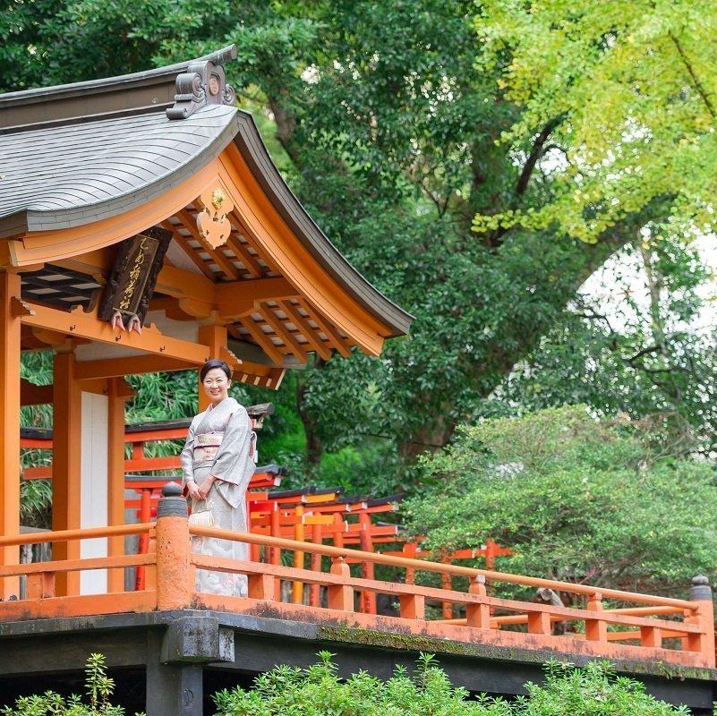 11 attrazioni a Tokyo poco conosiute dai turisti - santuario di Nezu
