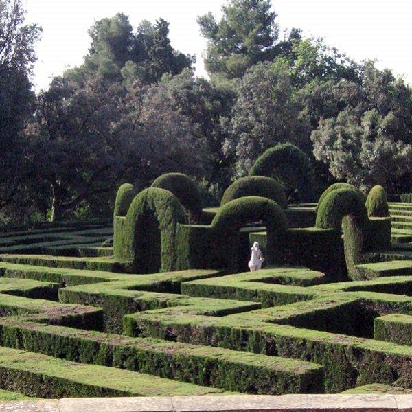Parc de l´Laberint d´Horta I luoghi più belli di Barcellona per passeggiare