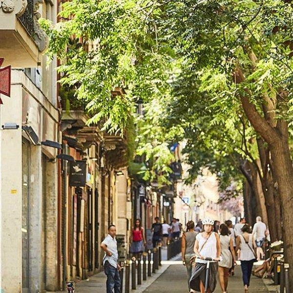 Sarriá e Grácia I luoghi più belli di Barcellona per passeggiare