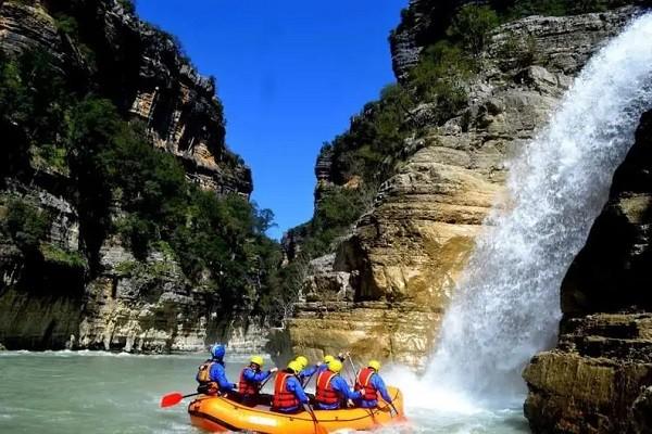 10 luoghi in Albania che i turisti non conoscono Canyon Osumi