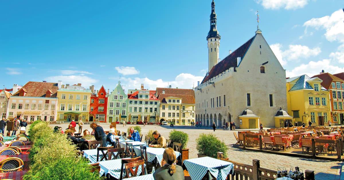 Volo Bologna – Tallinn: prezzi e offerte