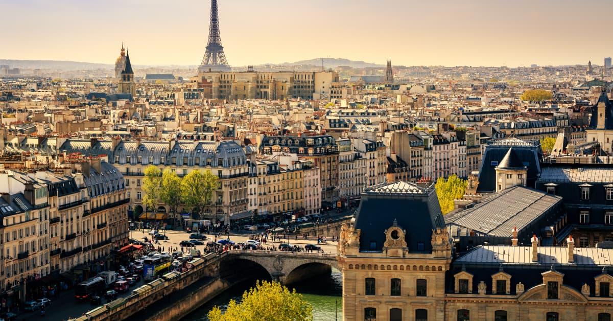 Volo Trieste – Parigi: prezzi e offerte