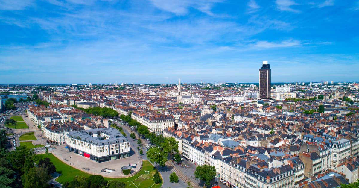 Volo Roma – Nantes: prezzi e offerte