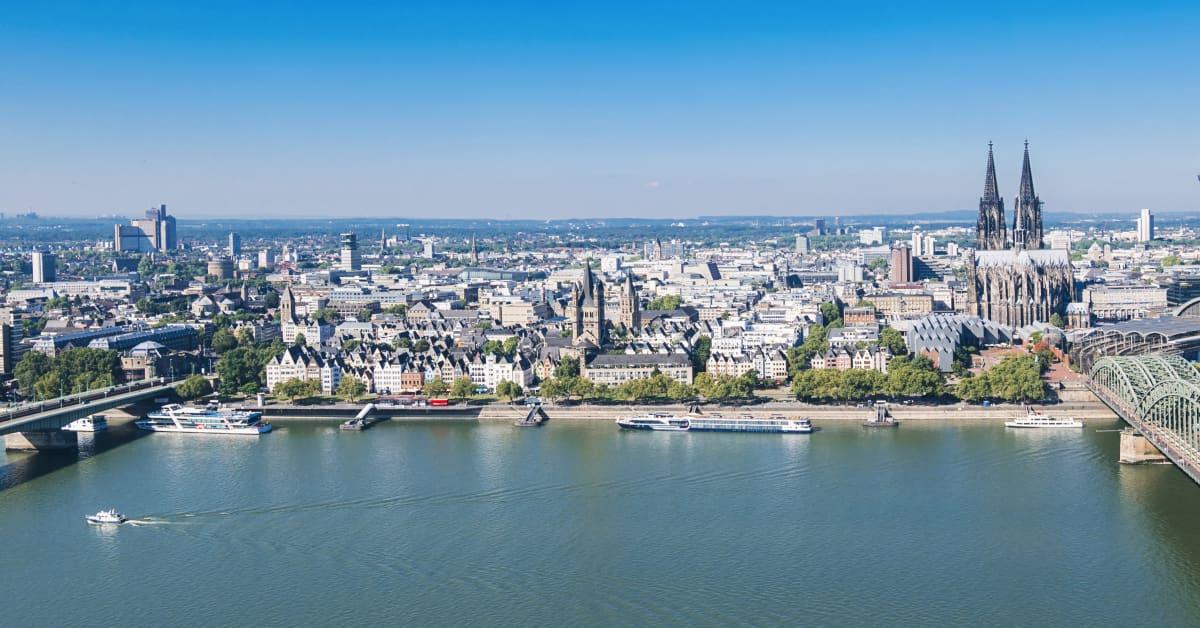 Volo Lamezia Terme – Colonia-Bonn: prezzi e offerte