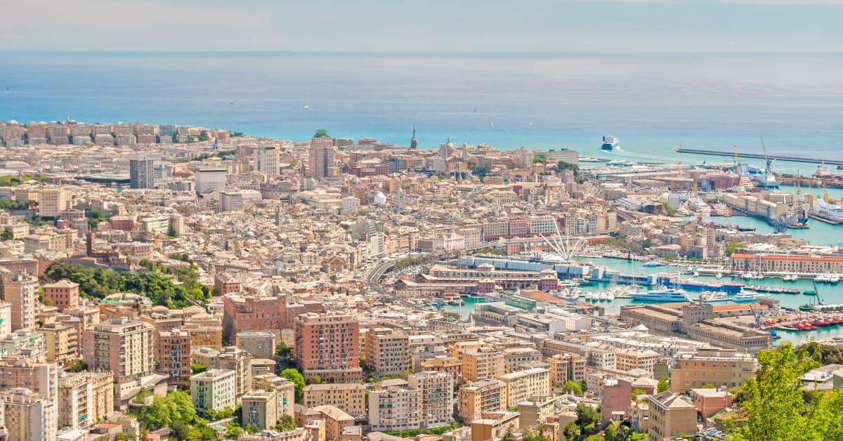 Volo Roma – Genova: prezzi e offerte