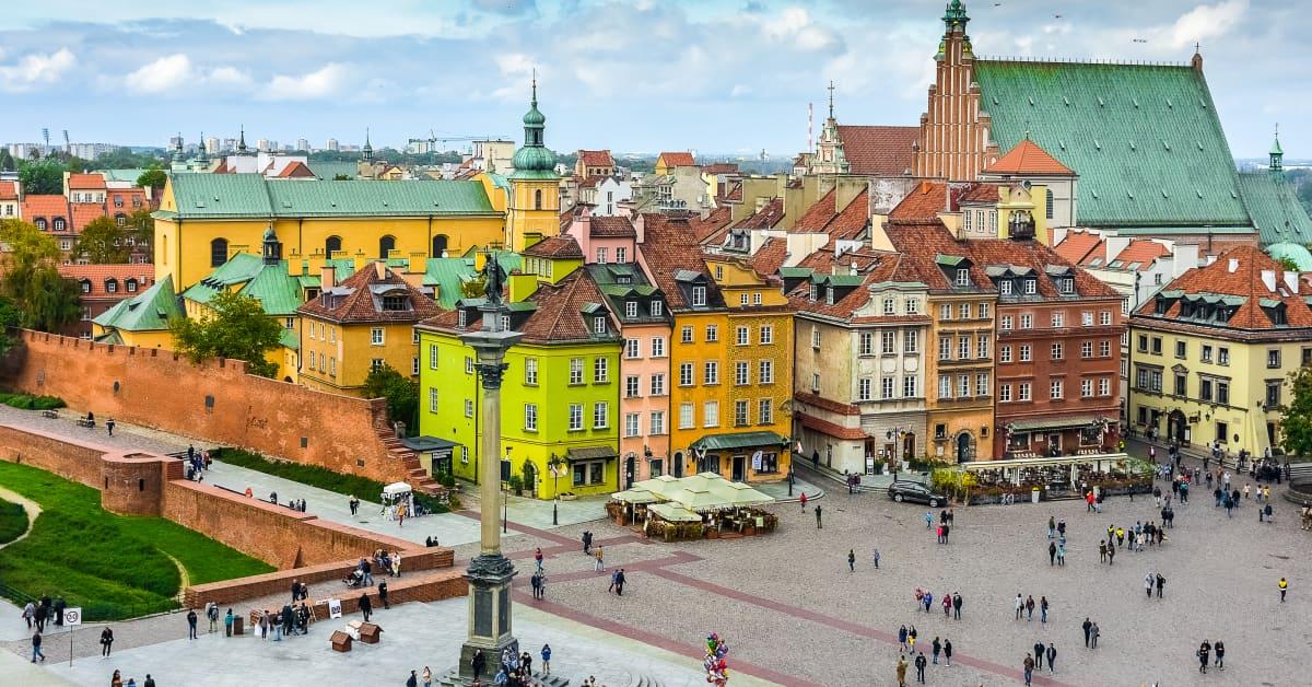 Volo Bologna – Varsavia: prezzi e offerte
