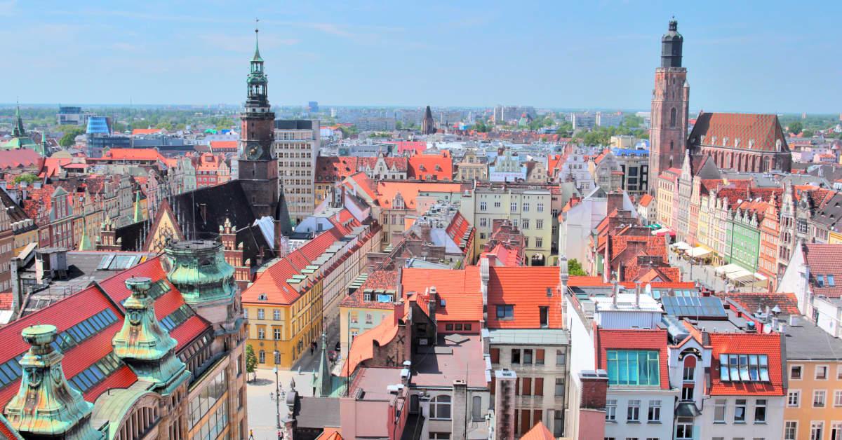 Volo Roma – Wroclaw: prezzi e offerte