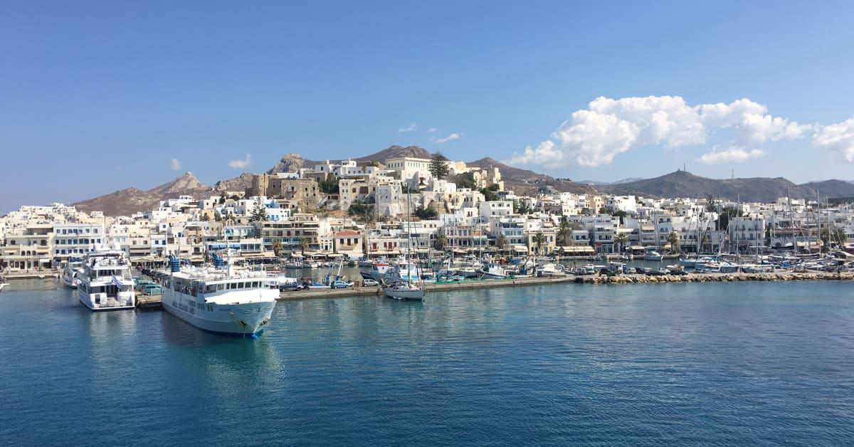 Volo Venezia – Naxos: prezzi e offerte