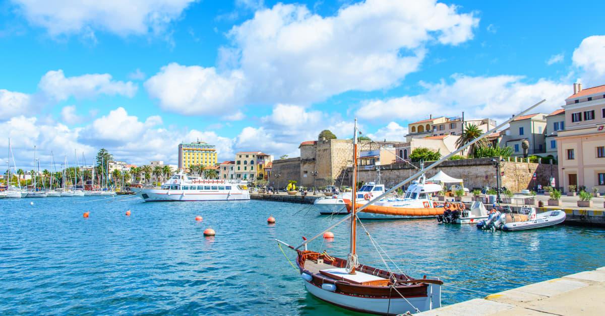 Volo Catania – Alghero: prezzi e offerte