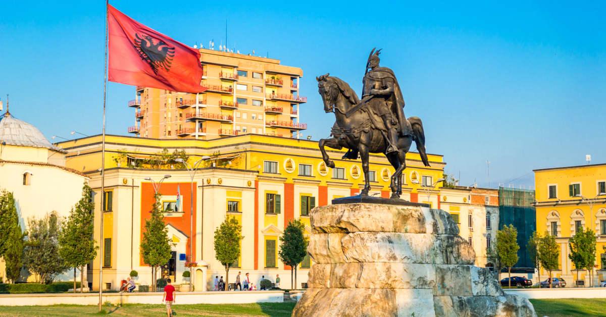 Volo Perugia – Tirana: prezzi e offerte