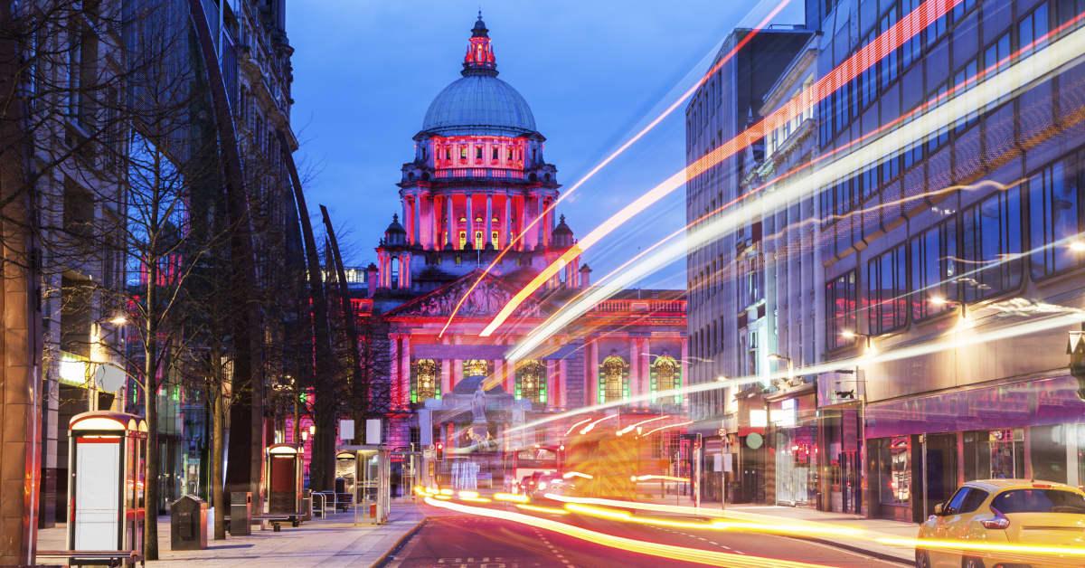 Volo Roma – Belfast: prezzi e offerte