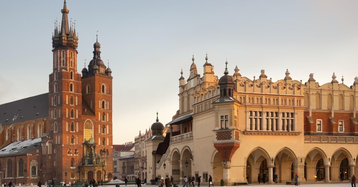 Volo Cagliari – Cracovia: prezzi e offerte