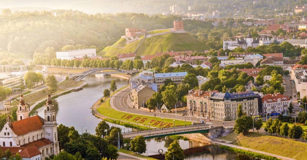Volo Roma – Vilnius: prezzi e offerte