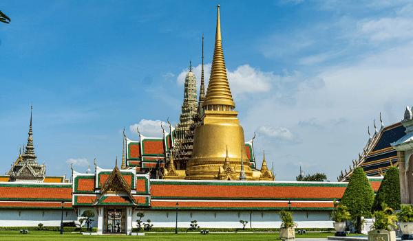 vedere il grand palace a bangkok