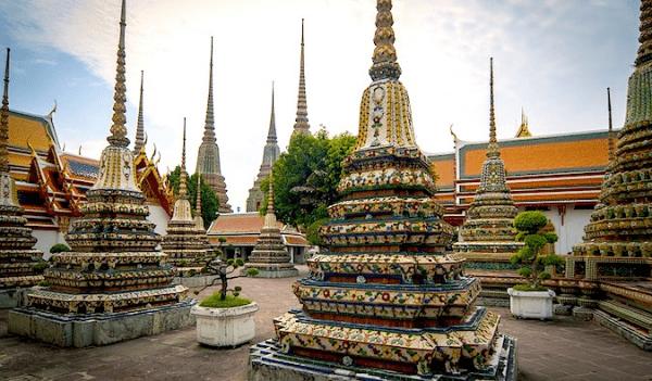 visitare altri templi a bangkok